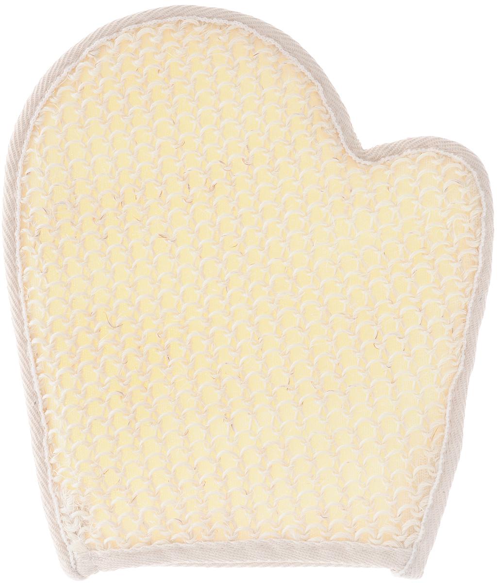 Мочалка-рукавица