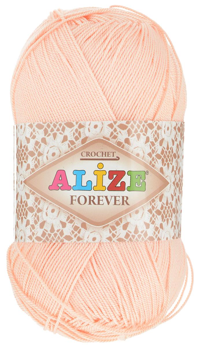 Пряжа для вязания Alize Forever, цвет: нежно-розовый (282), 300 м, 50 г, 5 шт367022_282Пряжа Alize Forever - это тщательно обработанная акриловая пряжа, которая приобретает вид мерсеризованной нити. Классическая пряжа, прочная, мягкая и шелковистая. Большое разнообразие цветов и оттенков от спокойных до ярких позволяет подобрать пряжу для вязания на любой вкус. Предназначена для вязания летних и весенних вещей и прекрасно подойдет как для спиц, так и для крючка. Изделия получаются очень красивыми и нарядными и при этом комфортными в носке. Рекомендованные спицы: 2-3,5 мм. Рекомендованный крючок: 0,75-1,5 мм. Состав: 100% акрил.