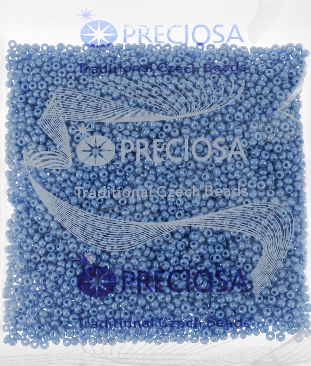 Бисер Preciosa Ассорти, непрозрачный, глянцевый, цвет: ярко-голубой (04), 10/0, 50 г163142_04Бисер Preciosa Ассорти, изготовленный из стекла круглой формы, позволит вам своими руками создать оригинальные ожерелья, бусы или браслеты, а также заняться вышиванием. В бисероплетении часто используют бисер разных размеров и цветов. Он идеально подойдет для вышивания на предметах быта и женской одежде. Изготовление украшений - занимательное хобби и реализация творческих способностей рукодельницы, это возможность создания неповторимого индивидуального подарка.