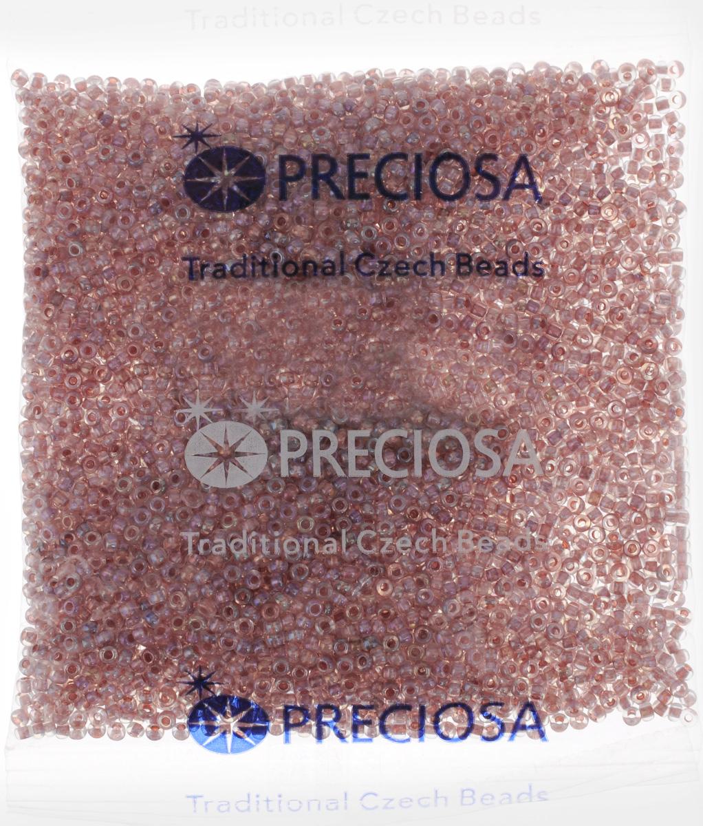 Бисер Preciosa Ассорти, прозрачный, с радужным покрытием, цвет: фиолетовый (14), 10/0, 50 г163142_14_фиолетовыйБисер Preciosa Ассорти, изготовленный из стекла круглой формы, позволит вам своими руками создать оригинальные ожерелья, бусы или браслеты, а также заняться вышиванием. В бисероплетении часто используют бисер разных размеров и цветов. Он идеально подойдет для вышивания на предметах быта и женской одежде. Изготовление украшений - занимательное хобби и реализация творческих способностей рукодельницы, это возможность создания неповторимого индивидуального подарка.