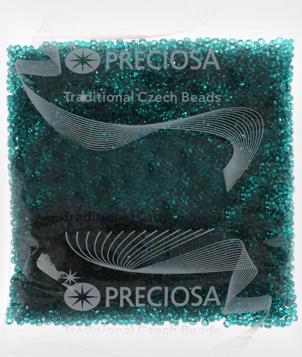 Бисер Preciosa Ассорти, прозрачный, цвет: изумрудный (22), 10/0, 50 г163142_22Бисер Preciosa Ассорти, изготовленный из стекла круглой формы, позволит вам своими руками создать оригинальные ожерелья, бусы или браслеты, а также заняться вышиванием. В бисероплетении часто используют бисер разных размеров и цветов. Он идеально подойдет для вышивания на предметах быта и женской одежде. Изготовление украшений - занимательное хобби и реализация творческих способностей рукодельницы, это возможность создания неповторимого индивидуального подарка.