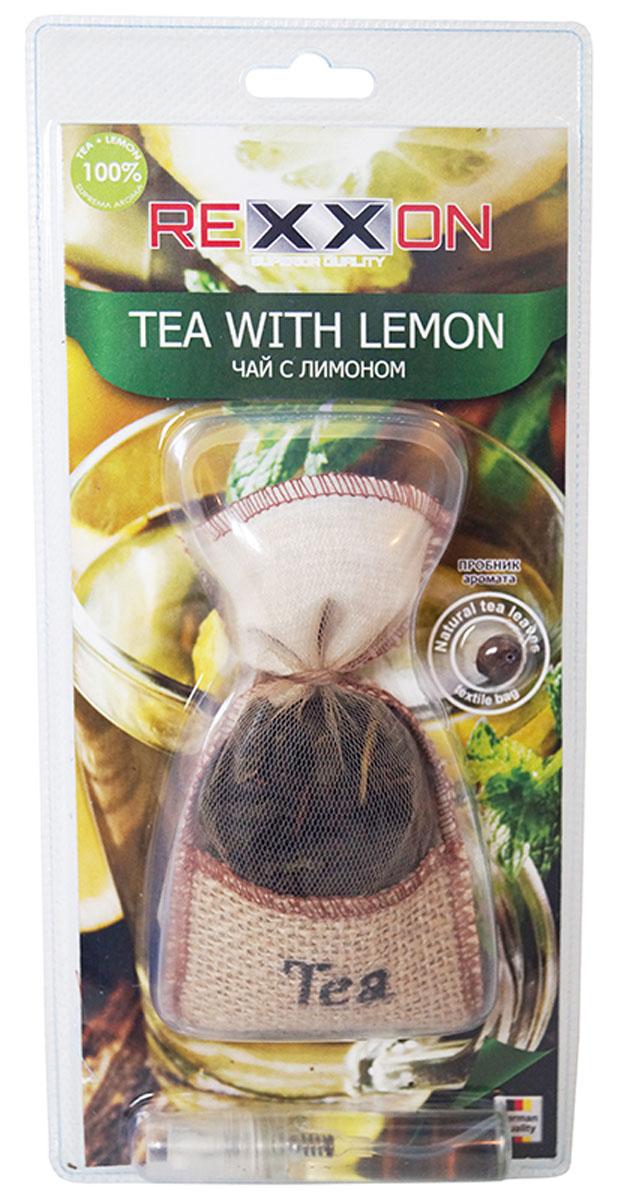 Освежитель воздуха для автомобиля REXXON Чай с лимоном3-2-2-3-0