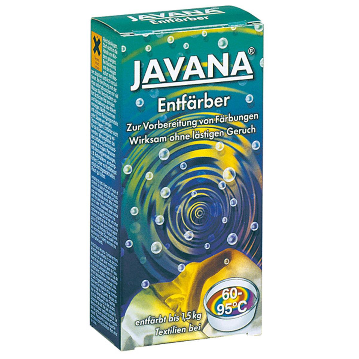 Очиститель ткани Kreul Javana Dye Remover, 75 гKR-98552Предназначен для хлопка, вискозы, льна и смешанных тканей с содержанием синтетики не более 20%. Рекомендуется для обесцвечивания тканей, окрашенных красителями, при повторной перекраске красителями. Процесс обесцвечивания проводится при температуре 60-95 °C. Не имеет неприятного запаха. Упаковка содержит 75мл продукта, которого достаточно для высокоэффективного обесцвечивания около 1,5 кг ткани.