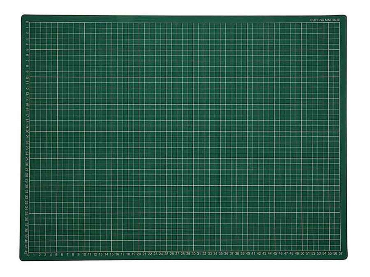 Коврик для резки Morn Sun, самовосcтанавливающийся, цвет: зеленый, 60 х 45 смMS-12112Плотная основа для резания из многослойного синтетического материала. Имеет разметку. Позволяет резать ножом мягко и безопасно. твердый промежуточный слой предотвращает прорезывание коврика,а благодаря специальному покрытию оставляемые на поверхности разрезы не видны. Используется для защиты мебельной поверхности.