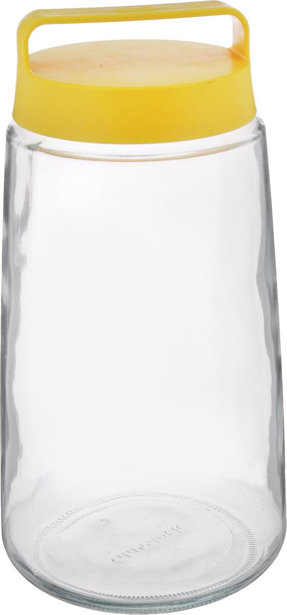 Контейнер для жидких продуктов Glasslock, 4 лIP-623Контейнер Glasslock изготовлен из высококачественного стекла и пластика. Изделие прозрачное, что позволяет видеть содержимое, это очень удобно и практично. Специальная крышка плотно закрывается, предотвращая попадание влаги. Изделие оснащено специальной насадкой с отверстиями для слива жидкости. Контейнер очень вместителен, в нем можно хранить макароны, крупы и другие сыпучие продукты, а также варенье или компоты. Идеальный вариант для поддержания порядка на кухне. Можно мыть в посудомоечной машине. Не рекомендуется использовать в духовом шкафу и микроволновой печи. Диаметр: 11,5 см. Высота (без учета крышки): 28,5 см.
