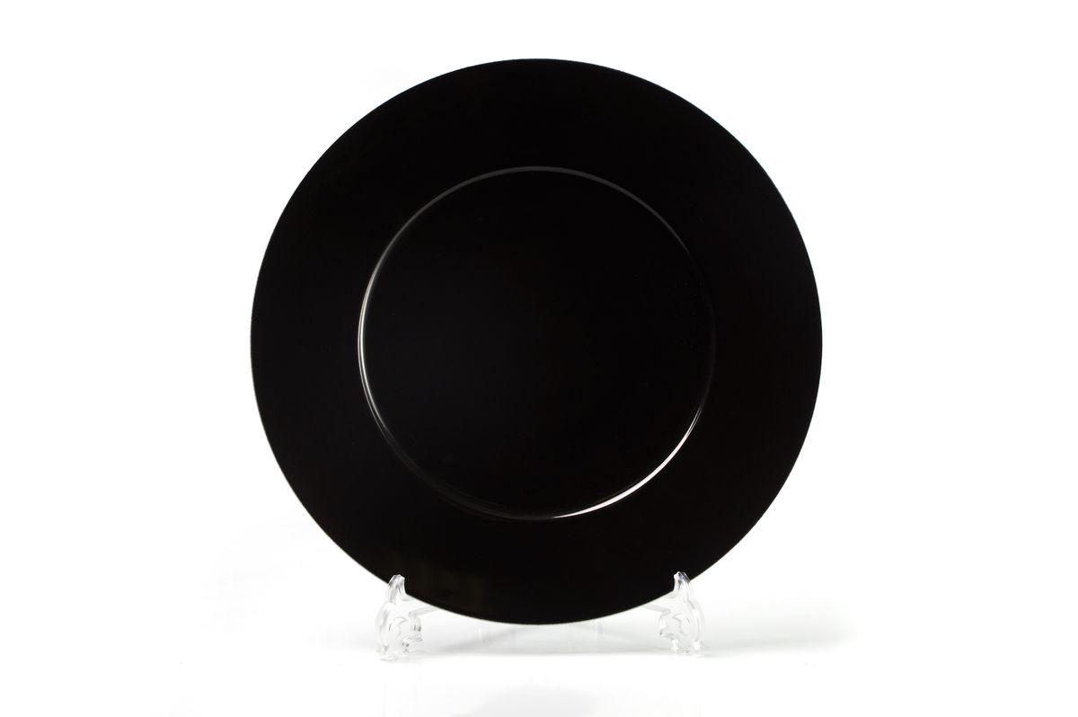 Блюдо круглое La Rose des Sables Putoisage Noir, диаметр 31 см830631 3063Можно использовать в СВЧ и посудомоечной машине.