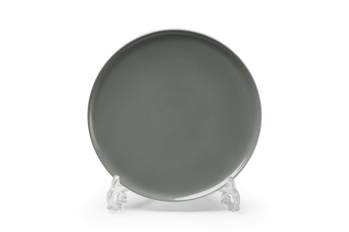 Тарелка La Rose des Sables Yaka Gris, диаметр 27 см880127 3064Можно использовать в СВЧ и посудомоечной машине.