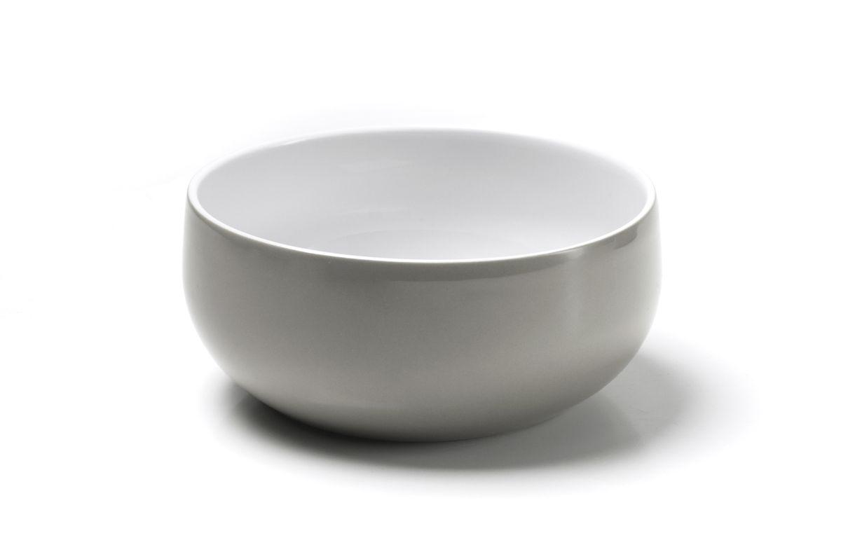 Салатник La Rose des Sables Yaka Gris, диаметр 14 см881614 3064Можно использовать в СВЧ и посудомоечной машине.