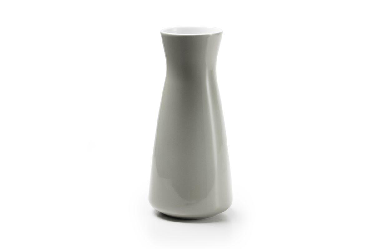Ваза La Rose des Sables Yaka Gris, диаметр 23 см884710 3064Можно использовать в СВЧ и посудомоечной машине.