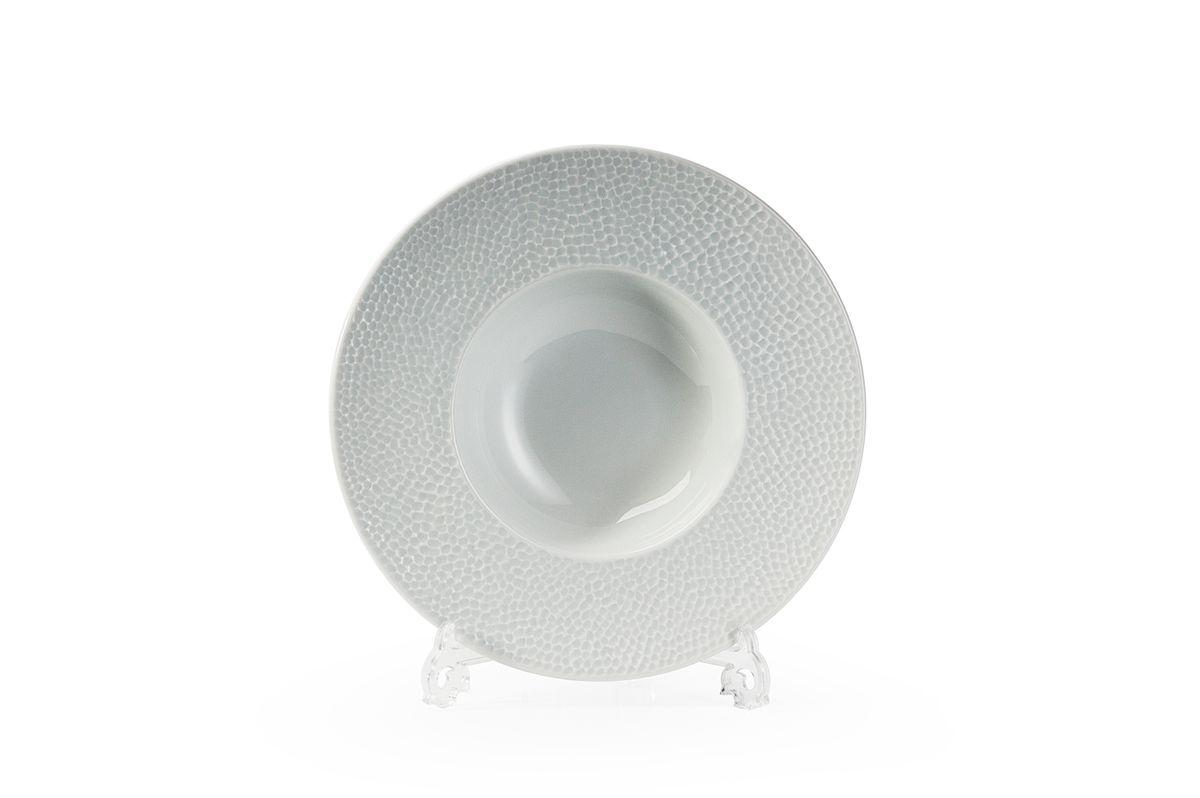 Тарелка глубокая La Rose des Sables Martello, диаметр 23 см890223Можно использовать в СВЧ и посудомоечной машине.