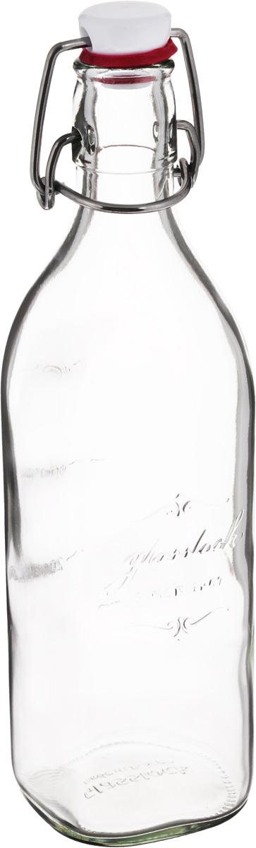 Бутылка для масла и соусов Glasslock, 500 млIP-630Бутылка Glasslock, выполненная из прочного стекла, предназначена для масла и соусов. Изделие оснащено плотно закрывающейся пластиковой крышкой с силиконовой накладкой. Благодаря крышке внутри сохраняется герметичность, и продукты дольше остаются свежими. На стенке имеется мерная шкала. Оригинальная бутылка для масла и уксуса будет отлично смотреться на вашей кухне. Можно мыть в посудомоечной машине, хранить в холодильнике и морозильной камере. Диаметр (по верхнему краю): 2,5 см. Размер основания: 6 х 6 см. Высота емкости (без учета крышки): 24 см.