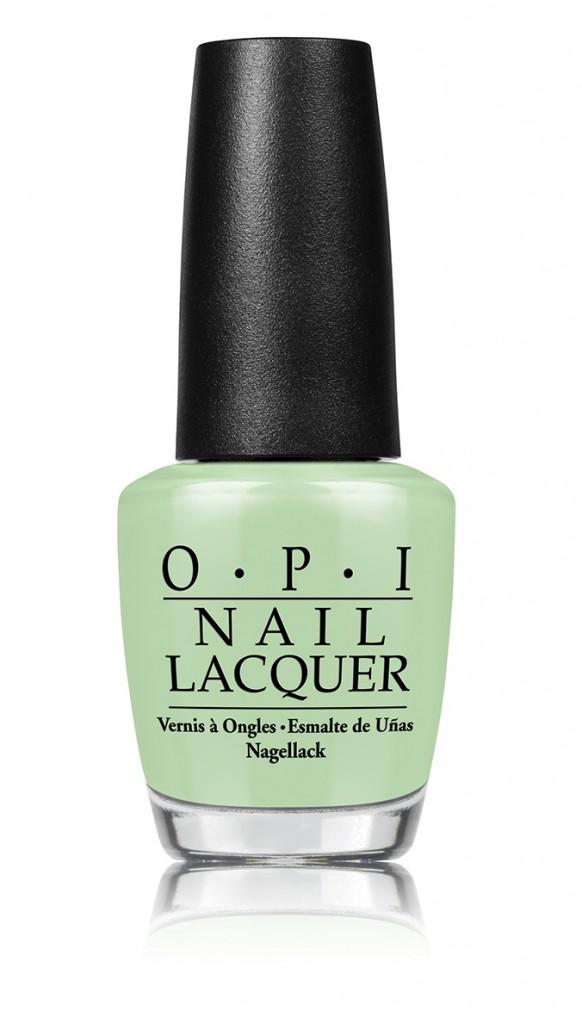 OPI Лак для ногтей This Cost Me a Mint, 15 млNLT72Лак для ногтей OPI быстросохнущий, содержит натуральный шелк и аминокислоты. Увлажняет и ухаживает за ногтями. Форма флакона, колпачка и кисти специально разработаны для удобного использования и запатентованы.