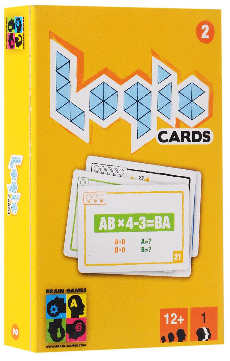 Brain Games Настольная игра Логические карточки 2