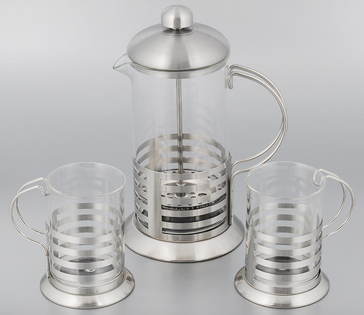 Набор кофейный Guterwahl, 3 предмета. YM-S2-009/600