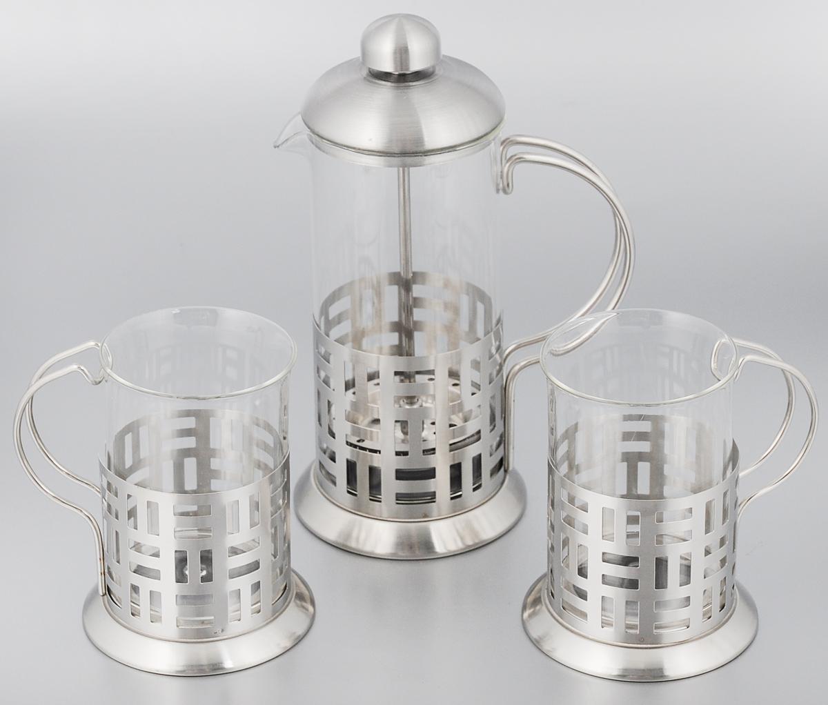 Набор кофейный Guterwahl, 3 предмета. YM-S2-014/350