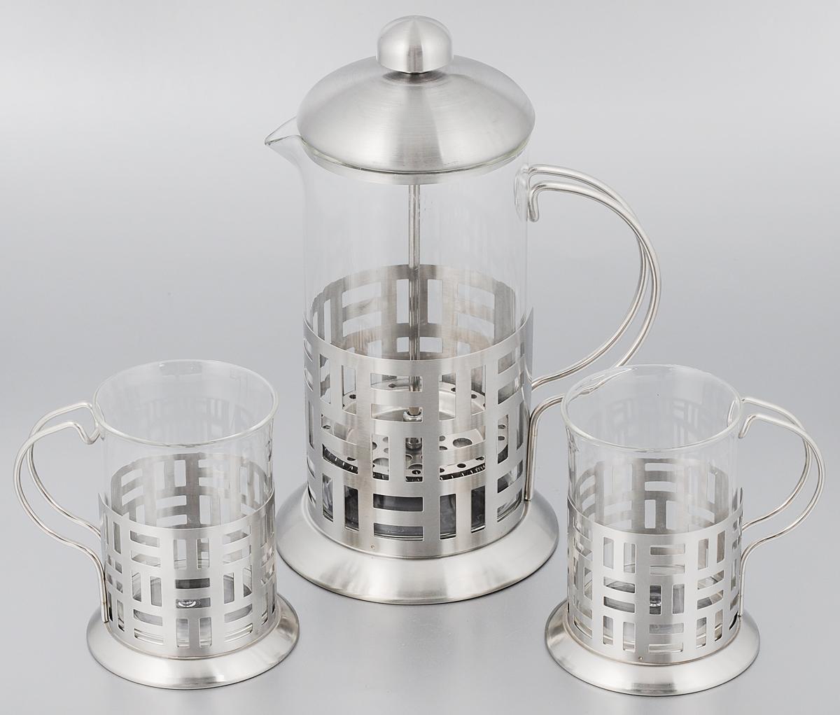 Набор кофейный Guterwahl, 3 предмета. YM-S2-014/600
