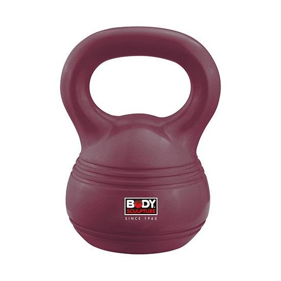 Гиря обрезиненная Body Sculpture BW-110-16 16кгBW-110-16Основные характеристики Вес: 16 кг Материал покрытия: полиэтилен Наполнитель: цементная смесь + металлическая стружка Цвет: бардовый Страна-производитель: Китай Занятия со спортивной гирей делают суставы и связки прочнее, помогают нарастить мышечную массу, улучшают координацию и выносливость.