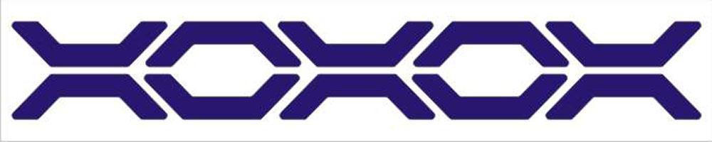 Мамасвет Световозвращающий стикер Трэк цвет синий ( СТС-ТР-05 )