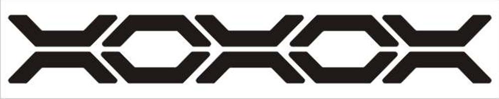Мамасвет Световозвращающий стикер Трэк цвет черный ( СТЧ-ТР-05 )