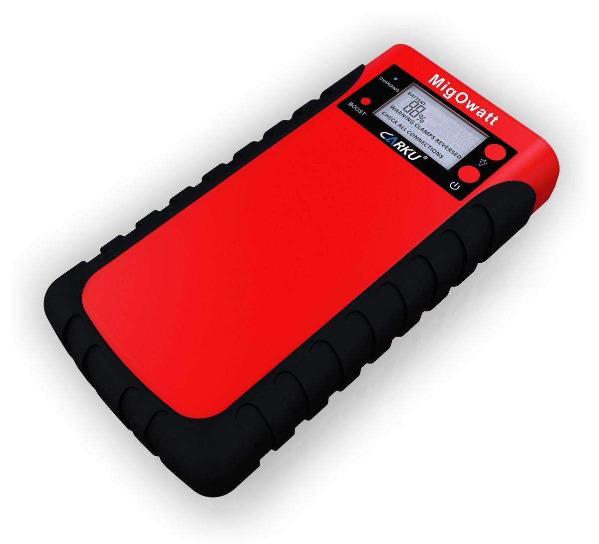 "Пуско-зарядное устройство Carku ""E-Power-43"" 15000 мАч (55,5 Вт/ч) 6956229900369"