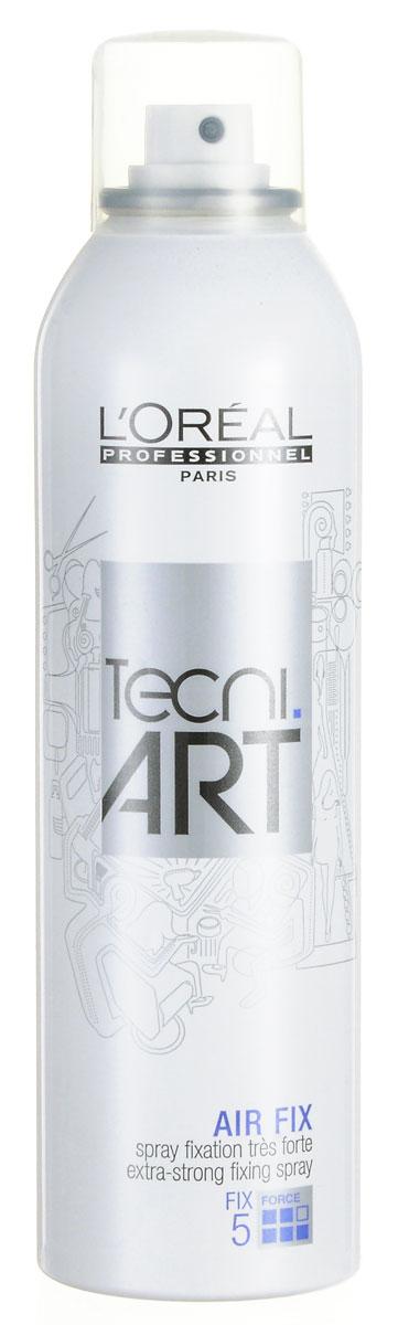LOreal Professionnel Tecni. art Fix Спрей моментальной супер сильной фиксации (фикс.5) 250 мл