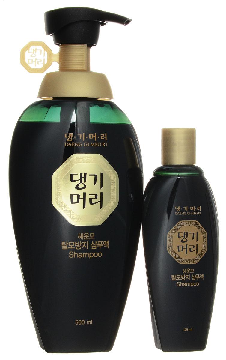 DaengGiMeоRi Набор (шампунь Mineral Herbal, 500 мл + шампунь, 145 мл)