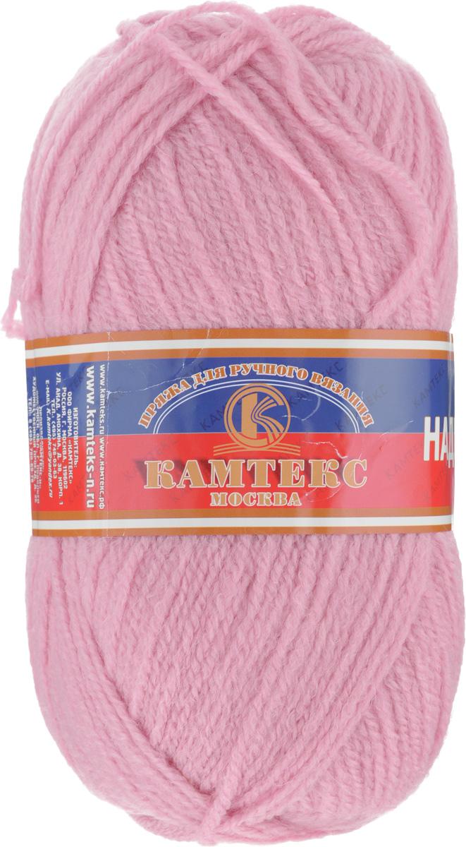"""Пряжа для вязания Камтекс """"Надежда"""", цвет: клевер (270), 220 м, 100 г, 10 шт"""