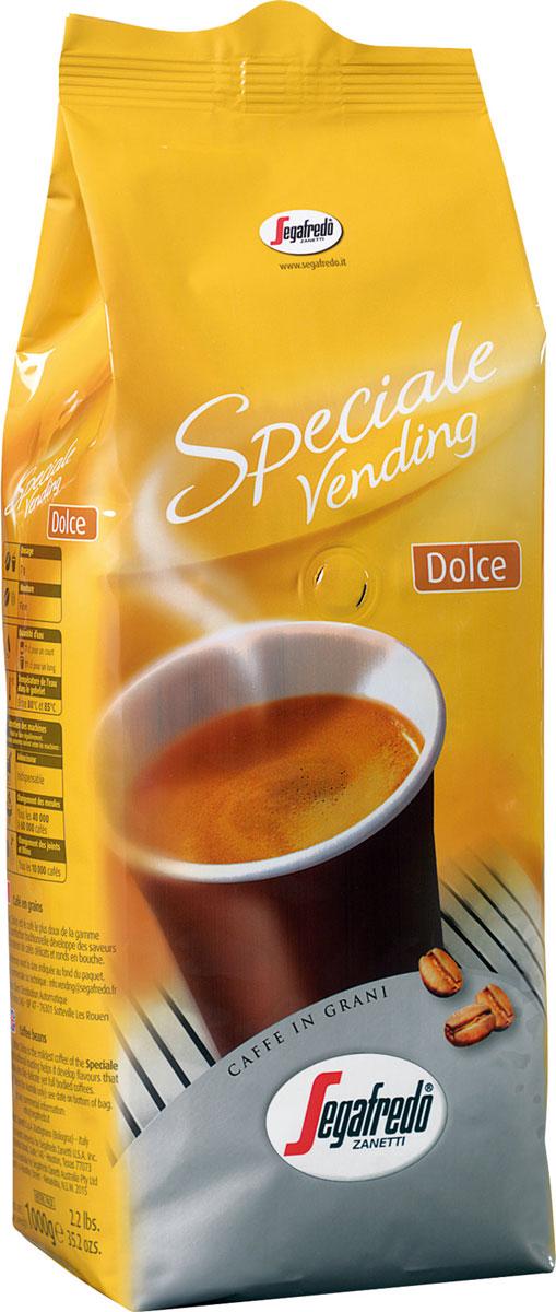 Segafredo Vending Dolce кофе в зернах, 1 кг5900420070063Segafredo Vending Dolce - кофе, разработанный специально для вендингового оборудования и автоматических кофемашин. Самый тонкий и деликатный кофе из линейки Segafredo, с мягким, легким вкусом.