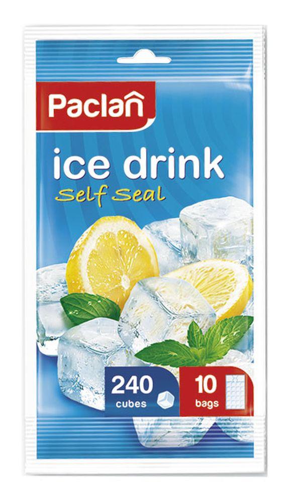 Мешочки для приготовления ледяных кубиков Paclan, 10 шт404130/513311/513310Пакетики для приготовления льда Paclan очень удобны в использовании. Лед, приготовленный в пакетах, удобно использовать – просто надавите на пакет. А также лед, приготовленный в пакетиках, всегда будет чистым и без посторонних запахов!