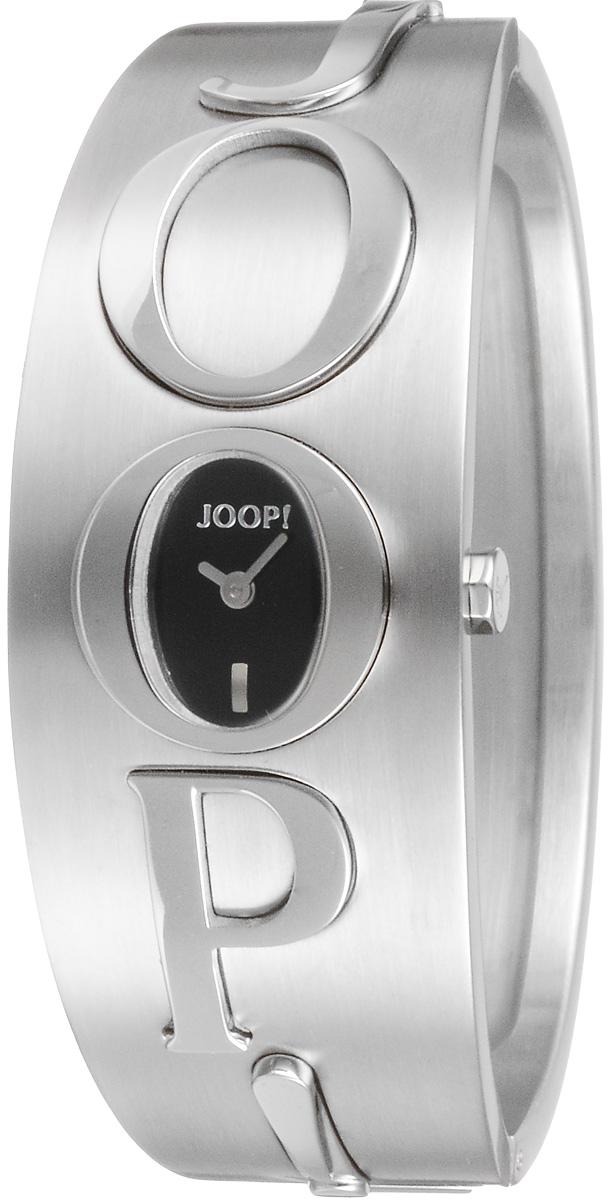 Часы женские наручные JOOP!, цвет: серебристый. JP101332F05JP101332F05Элегантные наручные часы JOOP! произведены опытными специалистами из материалов самого высокого качества на базе новейших технологий. Часы, выполненные в виде браслета, изготовлены из высококачественной нержавеющей стали и оснащены точным кварцевым механизмом. Браслет, оформленный объемным изображением названия бренда, имеет разъемную конструкцию. Циферблат овальной формы защищен минеральным стеклом и имеет две стрелки - часовую и минутную. Стильные часы подчеркнут изящество женской руки и отменное чувство стиля их обладательницы.