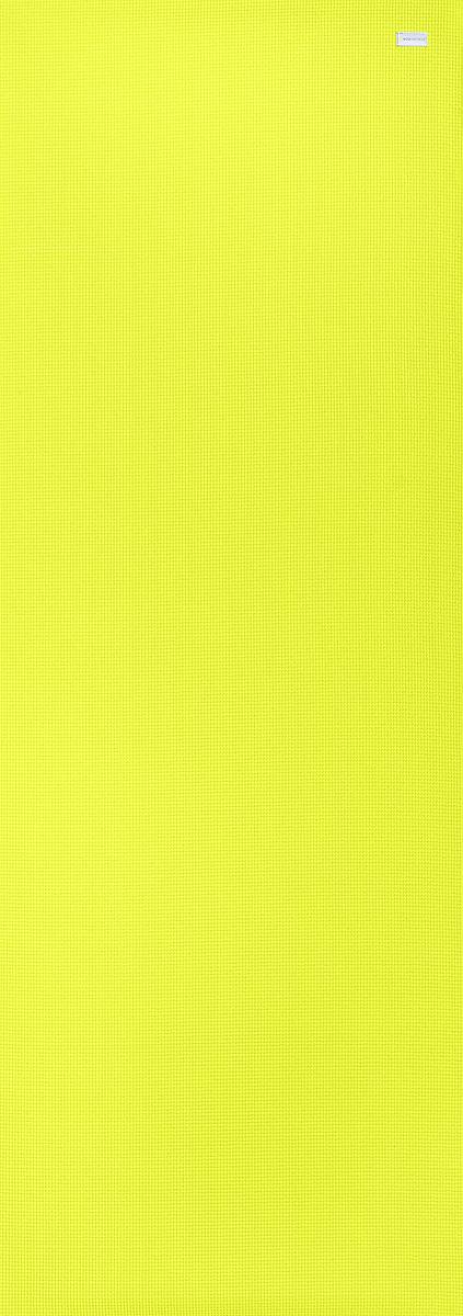 Коврик для йоги Ecowellness, двухслойный, цвет: салатовый, серый, 172,7 см х 61 смQB-8300LEN-BДвухслойный коврик Ecowellness, изготовленный из ПВХ, применяется для занятий йогой, фитнесом и аэробикой как в домашних условиях, так и в спортзалах. Благодаря противоскользящей поверхности коврик остается неподвижным при выполнении на нем спортивных упражнений. Его легко мыть и хранить, скатав в рулон. Комфортный и приятный коже коврик для йоги позволяет повысить эффективность от тренировок.