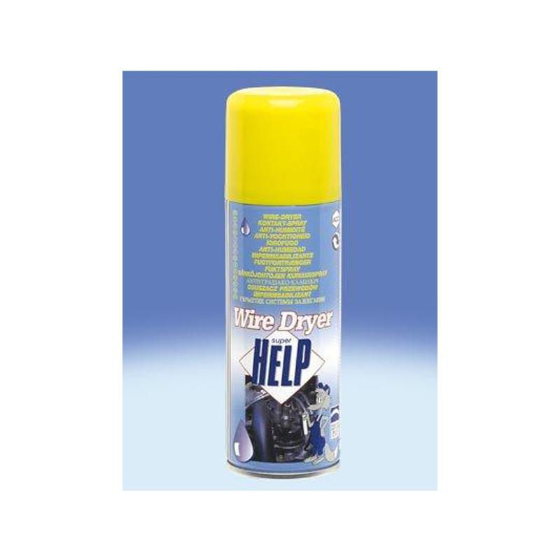 """Герметик (осушитель) системы зажигания """"SuperHelp"""", 200 мл"""
