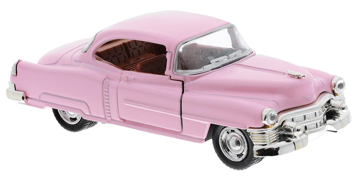 Plastic Toy Машинка инерционная цвет розовыйT241-D3462_розовыйМашинка Plastic Toy с инерционным механизмом обязательно понравится вашему малышу. Машинка выполнена из металла с пластиковыми элементами. Благодаря инерционному механизму игрушка может двигаться самостоятельно, стоит только немного отвести машинку назад, а затем отпустить, и она поедет сама. Прорезиненные колеса обеспечивают надежное сцепление с любой поверхностью пола. Модель оборудована открывающимися дверцами. Игрушка развивает концентрацию внимания, координацию движений, мелкую моторику рук, цветовое восприятие и воображение.