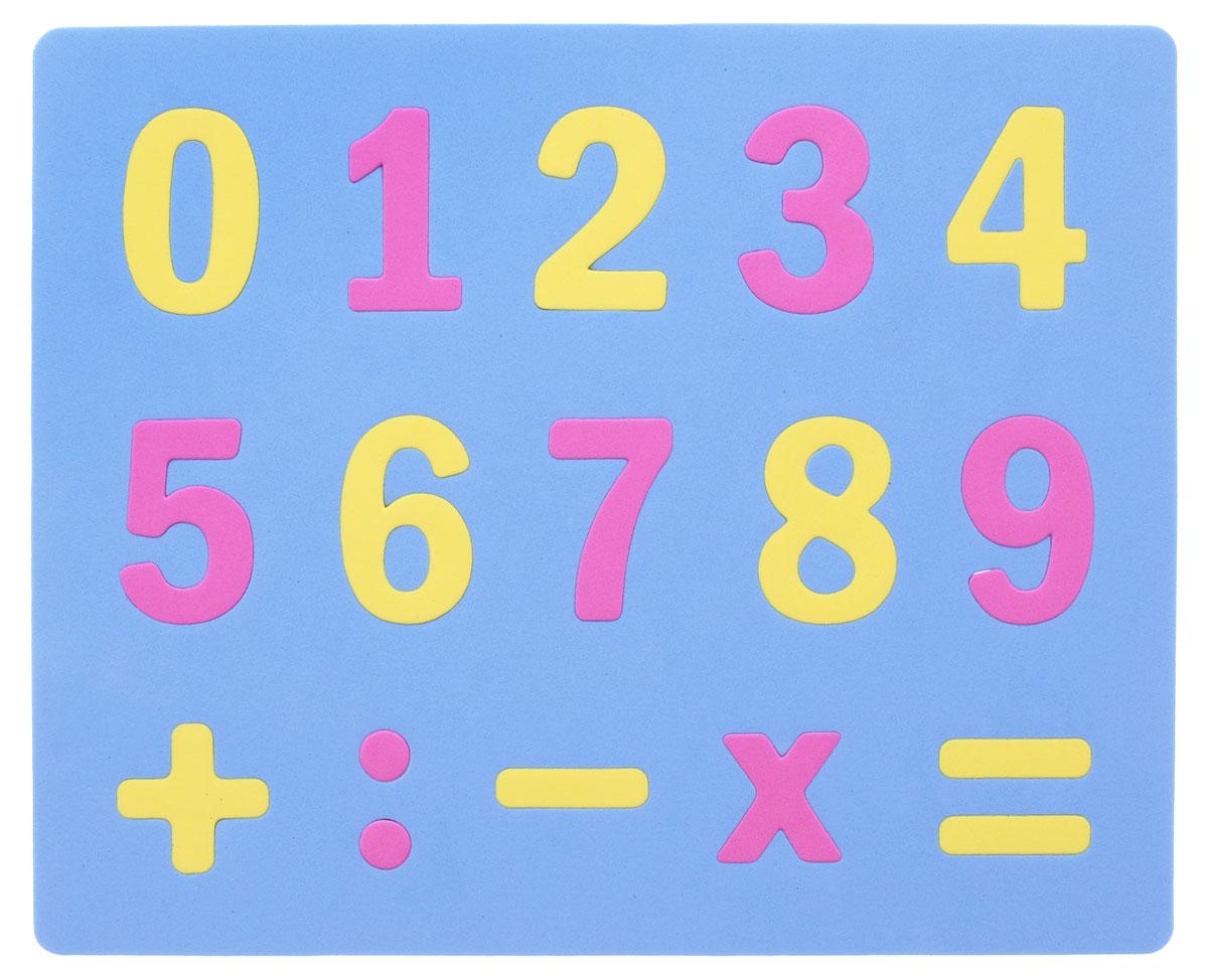 Апплика Мозаика Мягкие цифры цвет основы голубойС2574-01_голубойМозаика Апплика Мягкие цифры предназначена для обучения малышей счету. Мозаика представляет собой рамку, в которой расположены цифры и математические знаки. Ваш ребенок сможет играть в нее и в ванной. Элементы мозаики можно намочить, благодаря чему они будут хорошо прилипать к стене в ванной комнате. С мозаикой Мягкие цифры обучение счету пройдет весело и увлекательно.
