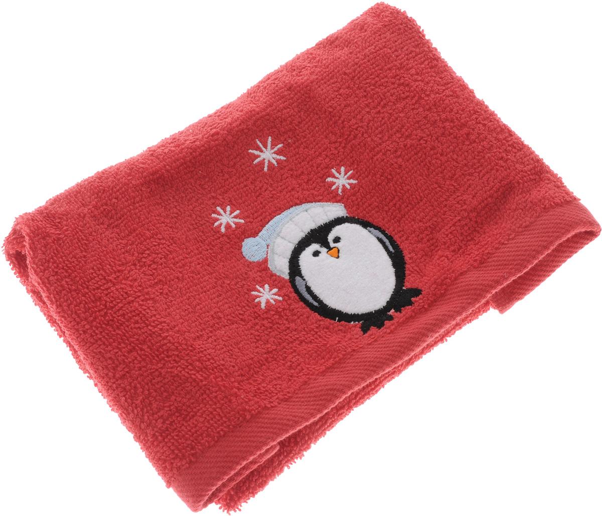 "Полотенце подарочное Coronet ""Пингвин"", 45 х 30 см"