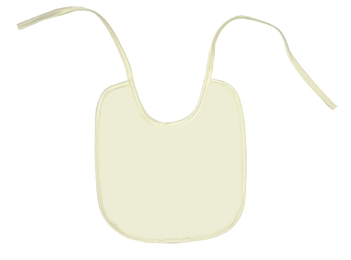 Колорит Нагрудник защитный 20 см х 22 см цвет белый0066_белыйЗащищает одежду, не промокает.