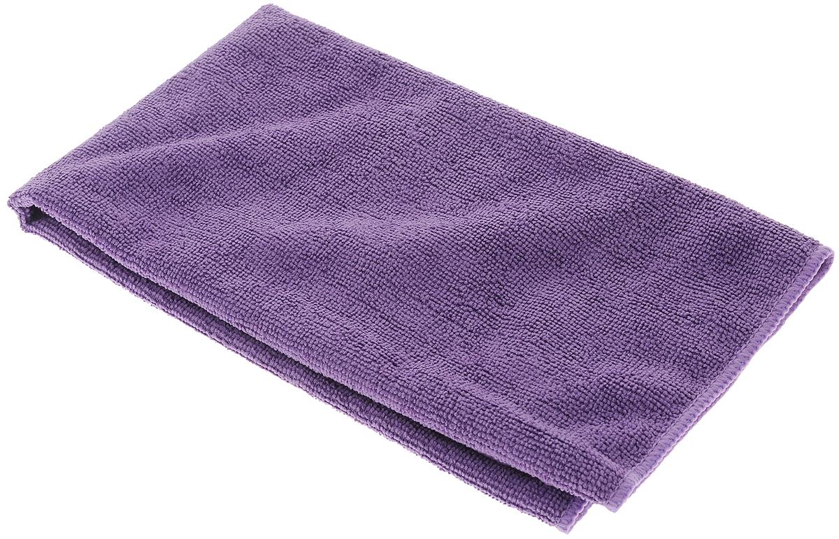 Салфетка для уборки Sol, из микрофибры, 50 x 60 см10008/10047Салфетка Sol подходит для чистки любых поверхностей. Можно использовать как для сухой, так и для влажной уборки. Она эффективно удаляет загрязнения без использования моющих средств. Идеально подходит для протирки полированной мебели. Выполнена из микрофибры (полиэстер, полиамид). Салфетка не оставляет разводов, следов и ворсинок. Микрофибра - ткань из тонких микроволокон, которая эффективно очищает поверхности благодаря капиллярному эффекту между ними.
