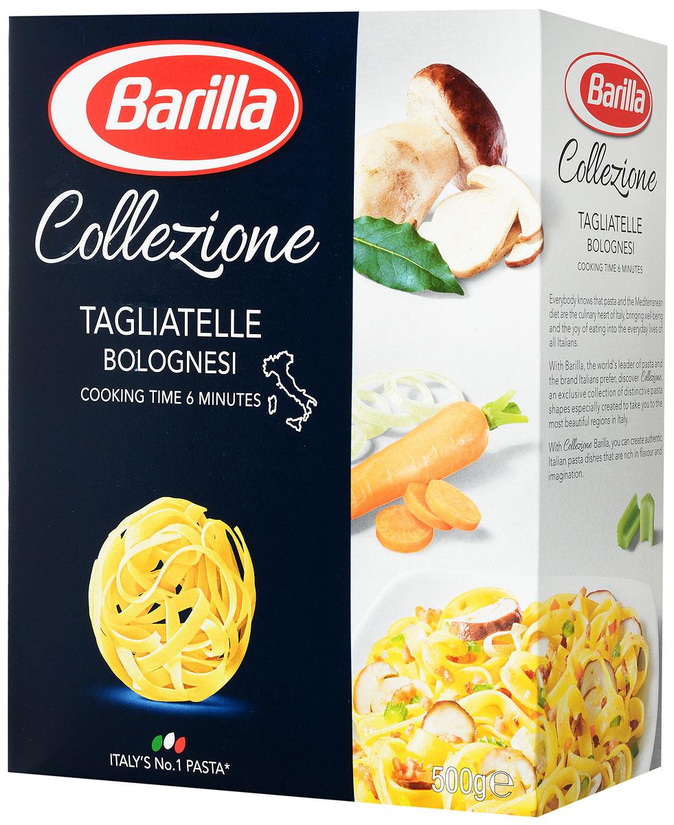 Barilla Tagliatelle паста тальятелле, 500 г