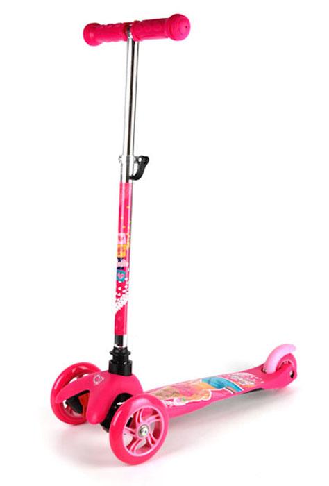 Next Самокат трехколесный Barbie
