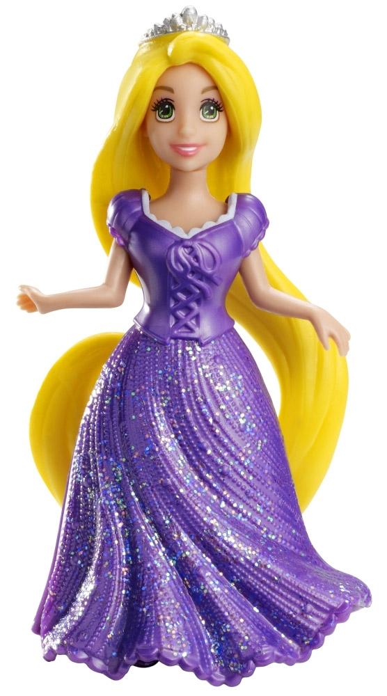 Disney Princess Мини-кукла Принцесса Рапунцель