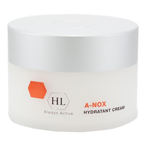 Holy Land Увлажняющий крем A-Nox Hydratant Cream, 250 мл102053Нежирный увлажняющий крем с кислым уровнем pH. Некомедогенен. Легко впитывается, не оставляя жирного блеска. Не раздражает, создает ощущение комфорта.Действие:Увлажнение кожи за счет восстановления водно-липидной мантии и предотвращения потери воды.Создание на поверхности кожи слоя, защищающего от загрязнения и неблагоприятных воздействий окружающей среды.Предохранение кожи от пересушивания, шелушения и растрескивания.Подготовка к нанесению макияжа.Способ применения: Наносить на кожу 1-2 раза в день легкими похлопывающими движениями до полного впитывания.