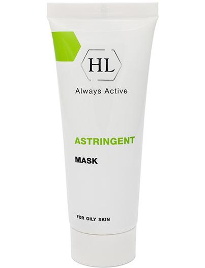 Holy Land Сокращающая маска Astringent Mask -70 мл161085Сокращающая маска - Astringent Mask Holy Land предназначена для жирной и комбинированной кожи лица, шеи и области декольте. Средство очищает и освежает кожу, а также тонизирует ее и сокращает поры. Также маска обладает антисептическим действием, абсорбирует кожное сало, снимает зуд, осветляет и успокаивает кожу. После применения маски Астригент кожа становится удивительно мягкой и свежей, здоровой, чистой и красивой. Активные ингредиенты: Каолин, ментол, аллантоин, оксид цинка.