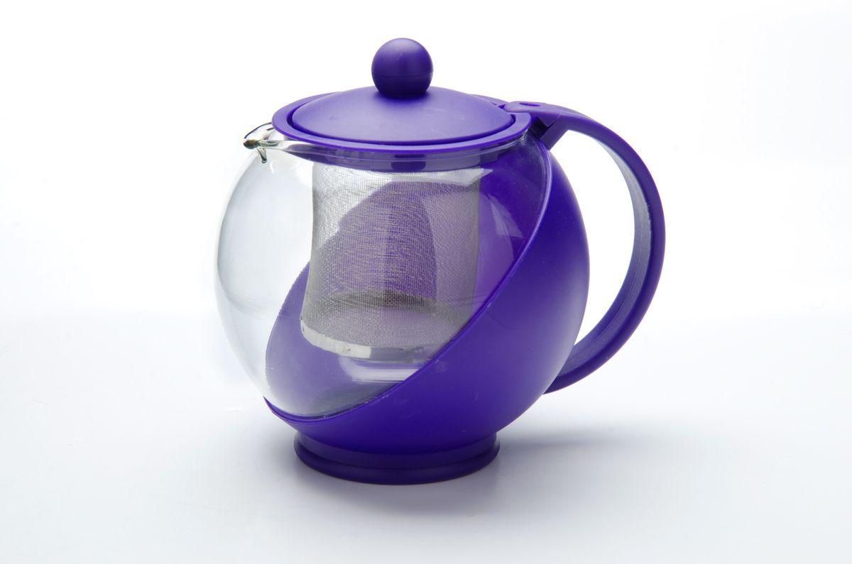 Заварочный чайник Mayer & Boch, с ситечком, 1,25 л25739