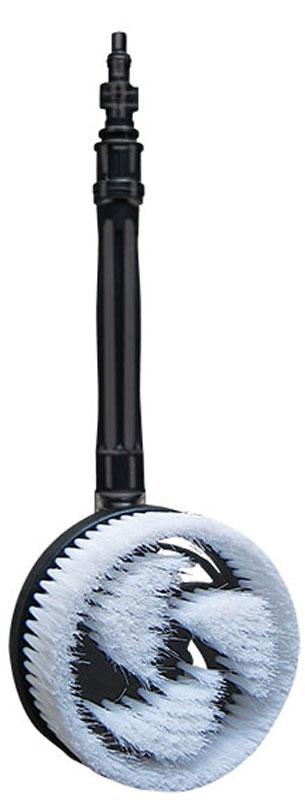 Щетка роторная для моек высокого давления ZipowerPM 5087 NРоторная щетка Zipower для работы с мойками высокого давления легко очищает от пыли и грязи кузов автомобиля и любые другие гладкие поверхности. Эффективна для очистки особо загрязненных участков. Щетка обладает мягкой щетиной, благодаря чему бережно и эффективно удаляет загрязнения без вреда для лакокрасочного покрытия. Диаметр рабочей части: 13,5 см. Длина щетки: 47 см.