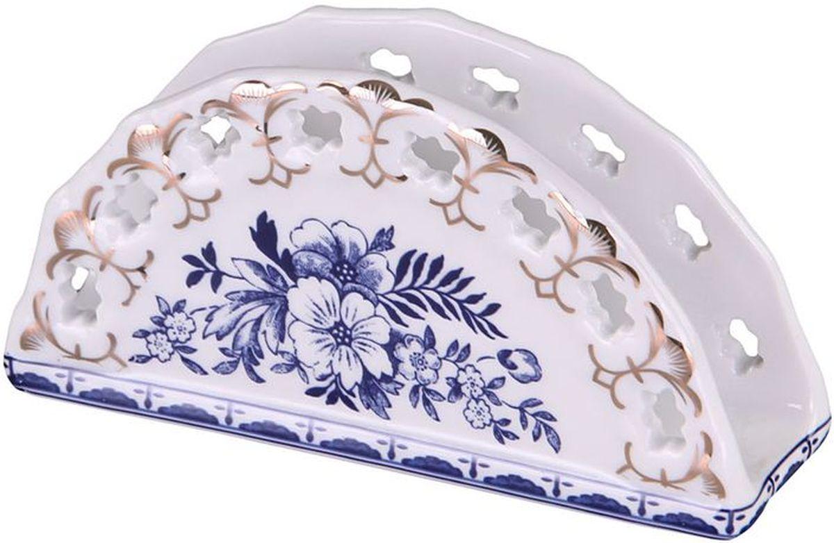 Салфетница PATRICIAIM56-0213Салфетницы – такой же необходимый предмет сервировки стола, как и прочая посуда. Салфетница на столе говорит об аккуратности присутствующих, о том, что они ценят красоту и изысканность стола.
