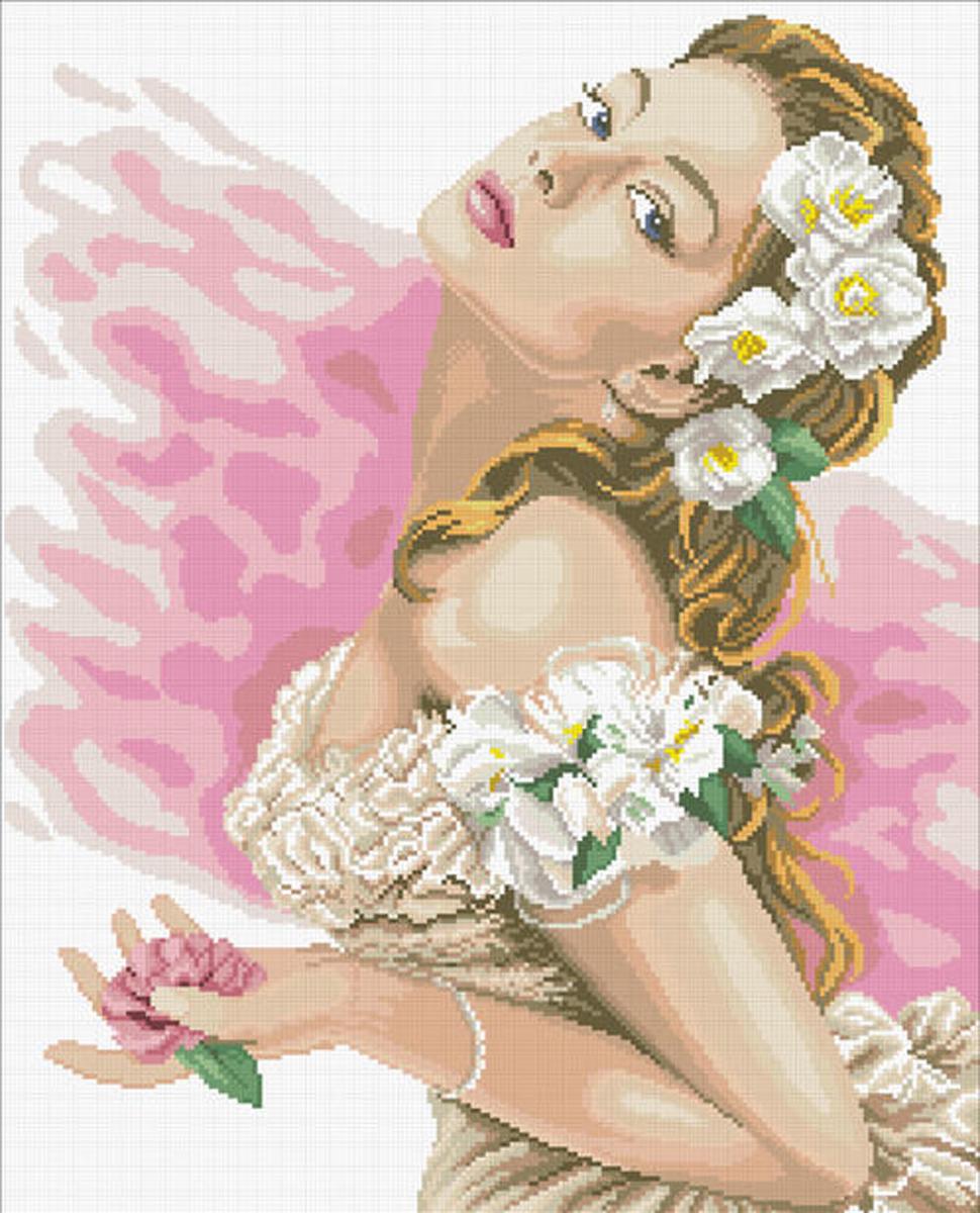 Набор для изготовления картины со стразами Паутинка Обворожительный шарм, 47 х 58 см484155Состав набора: мозаика — 34 цвета, холст с нанесенным рисунком и клеевым слоем, пинцет, подробная инструкция.