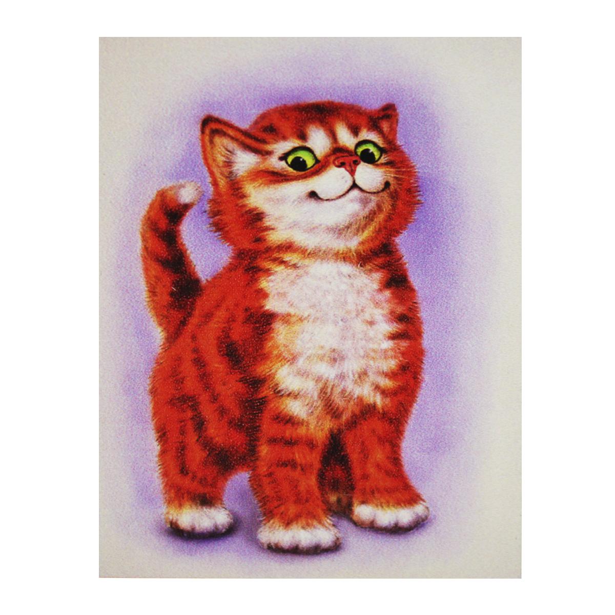 Набор для изготовления картины со стразами Алмазная Живопись Важный кот, 25 х 30 см484226В состав набора входит: полотно-схема с клеевым слоем, с условными обозначениями, инструкция, пластиковое блюдце, пинцет, упакованные стразы.