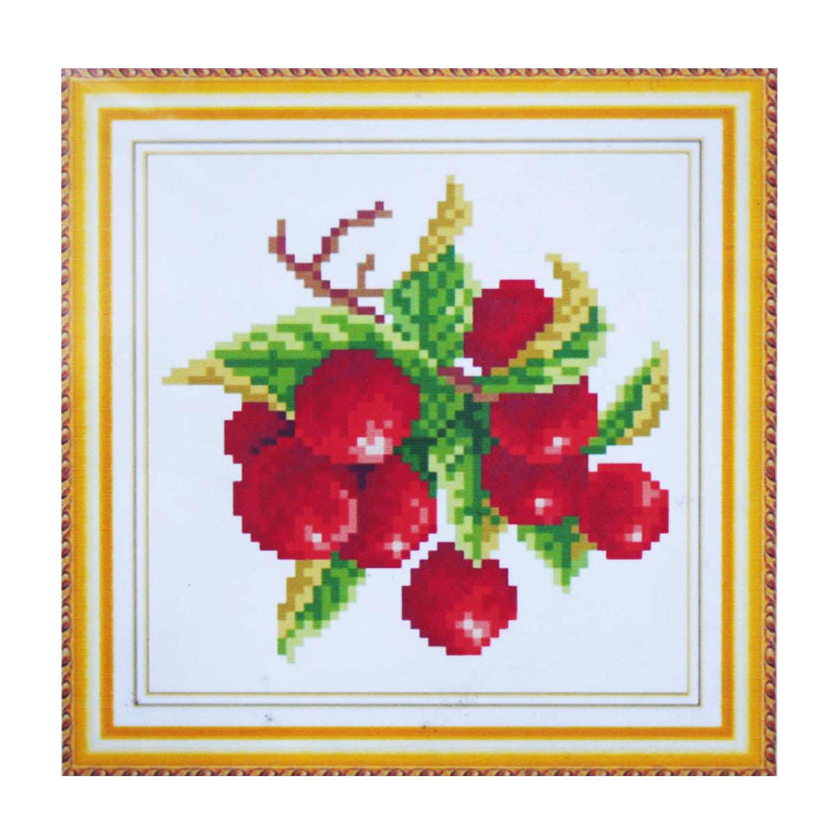 Набор для изготовления картины со стразами Cristal, 18 х 18 см. 77147467714746