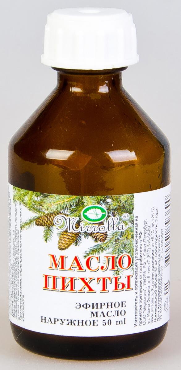 Масло эфирное Мирролла Пихта 50 мл