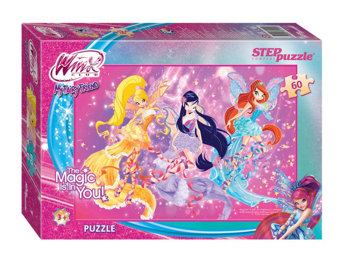 Step Puzzle Мозаика Winx
